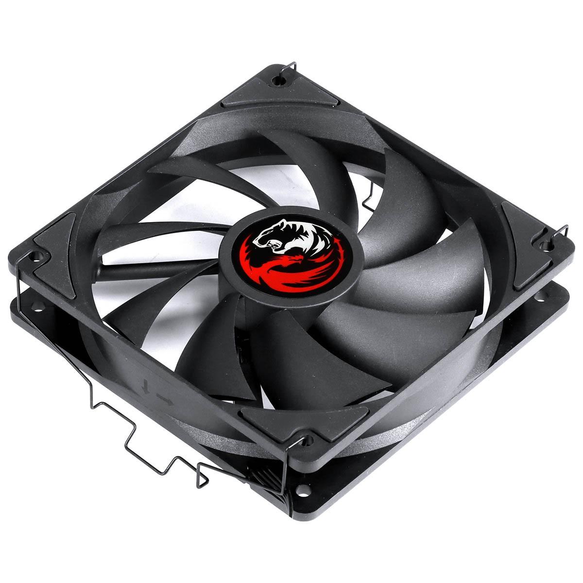 Cooler para Processador PCYES Nótus B, 120mm, Intel-AMD, PCYACNB