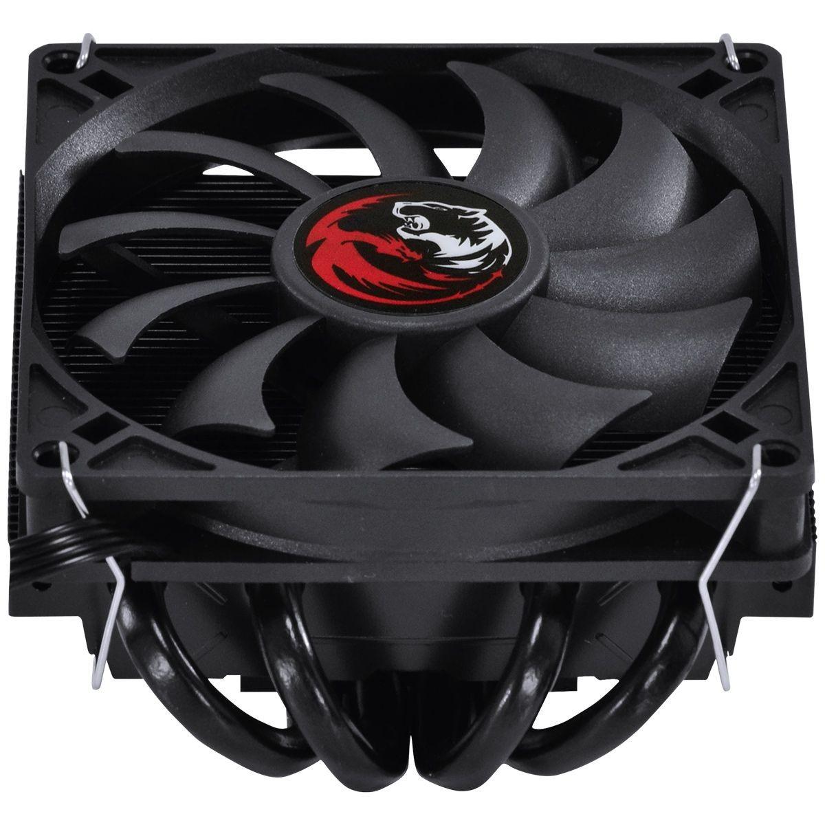Cooler para Processador Pcyes Nótus LP, 93mm, Intel-AMD, PAC93PTSL