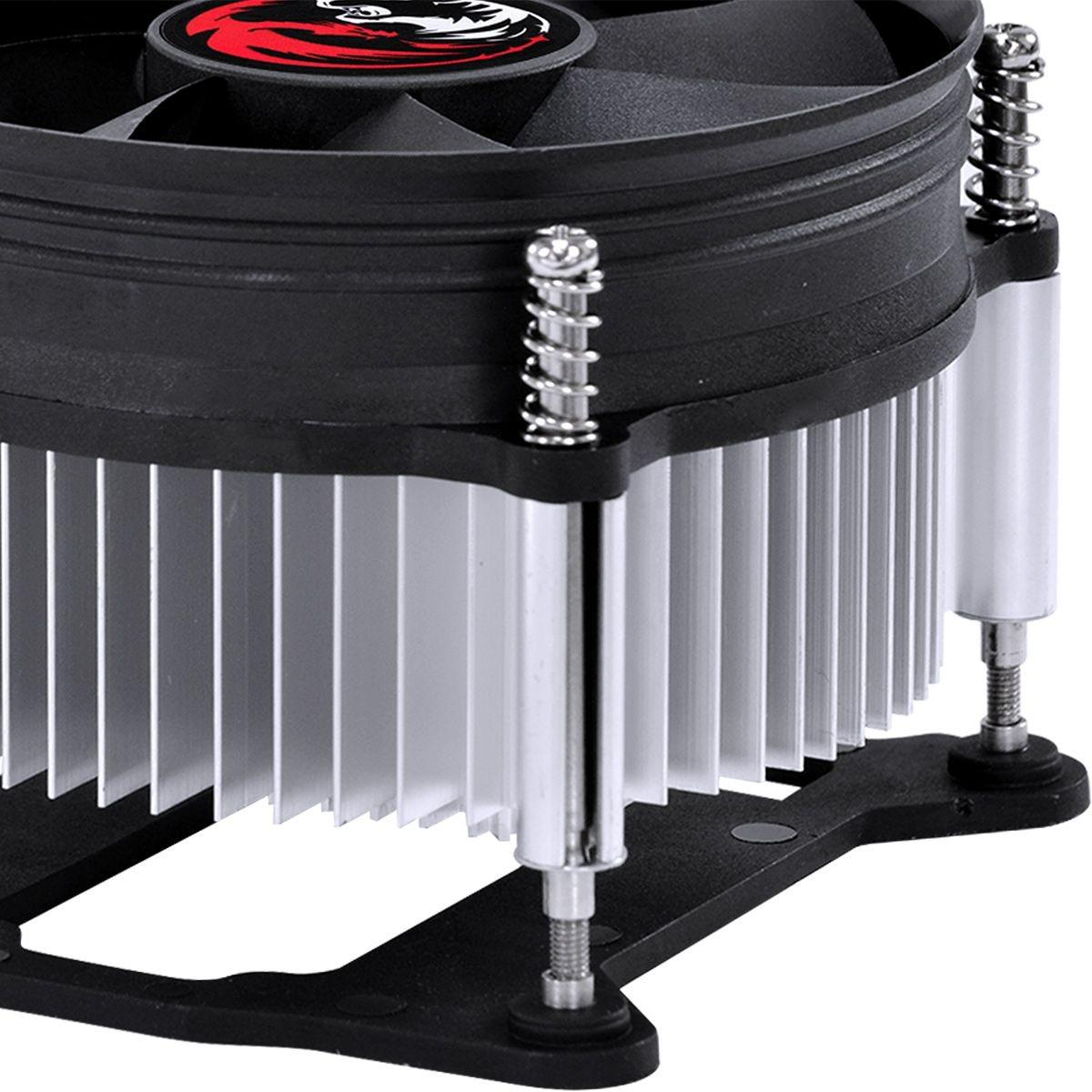 Cooler para Processador Pcyes Nótus ST, 95mm, Intel, PAC95PRSL