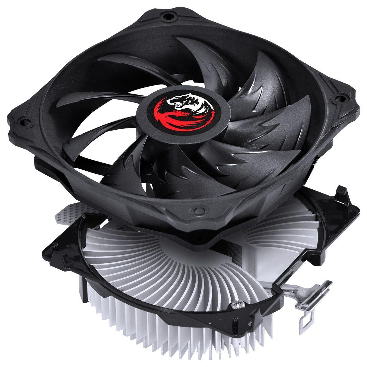 Cooler para Processador Pcyes Nótus T, 120mm, Intel-AMD, PAC120PTSL