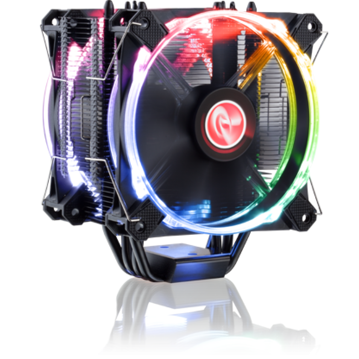 Cooler para Processador Raijintek LETO PRO RGB, 120mm, Intel-AMD, 0R100072