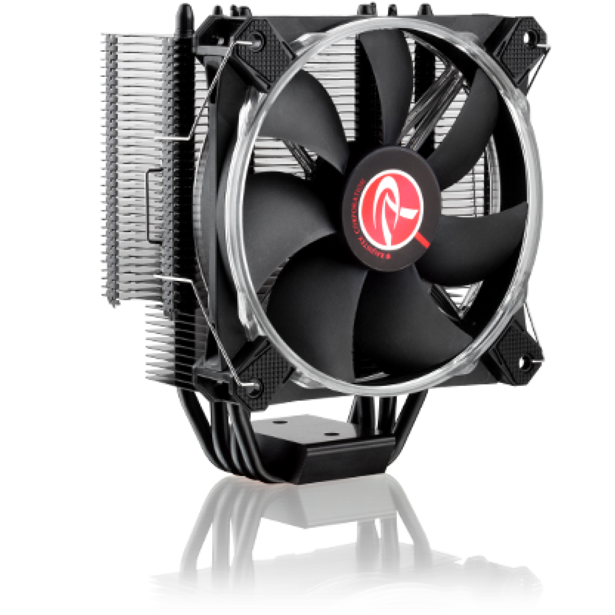 Cooler para Processador Raijintek LETO RGB, 120mm, Intel-AMD, 0R100075