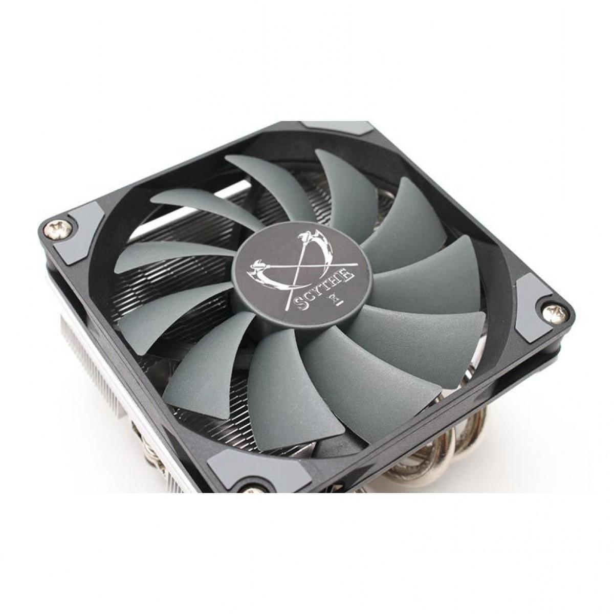 Cooler para Processador Scythe, Big Shuriken 2, 92mm, Intel-AMD