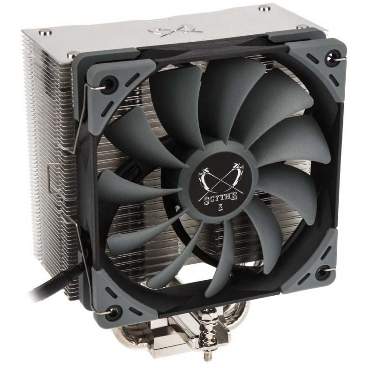 Cooler para Processador Scythe Kotetsu Mark 2, 120mm Intel, SCKTT-2000