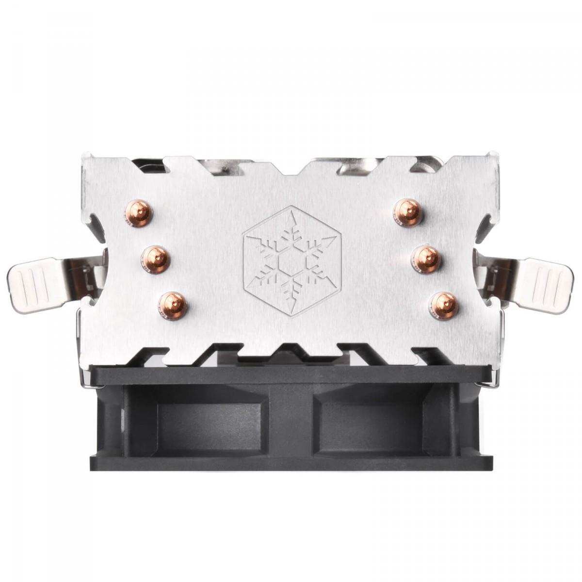 Cooler para Processador SilverStone KR02, 92mm, Intel-AMD, SST-KR02