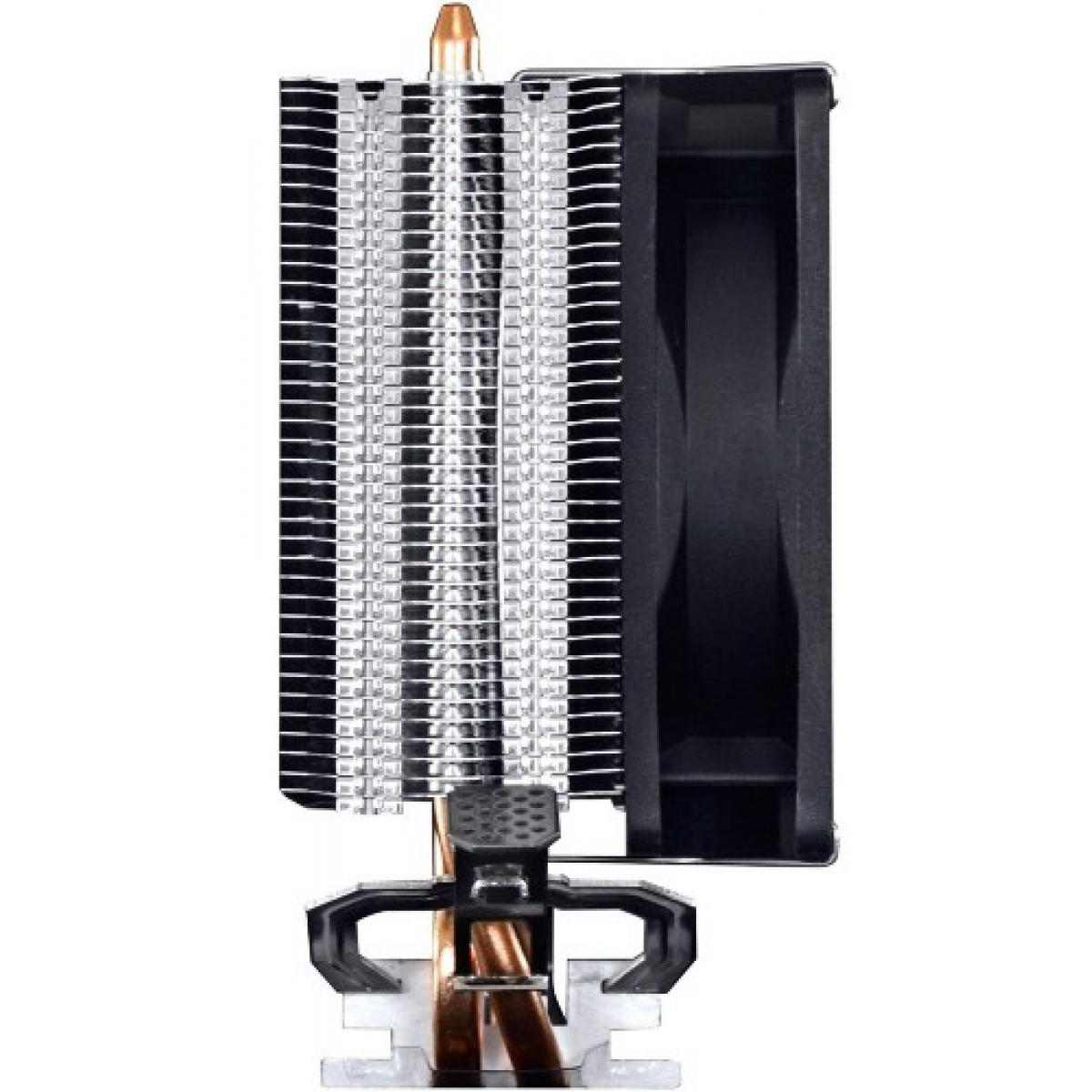 Cooler para Processador PCyes Zero KZ2, LED Blue 92mm, Intel-AMD, ACZK292LDA