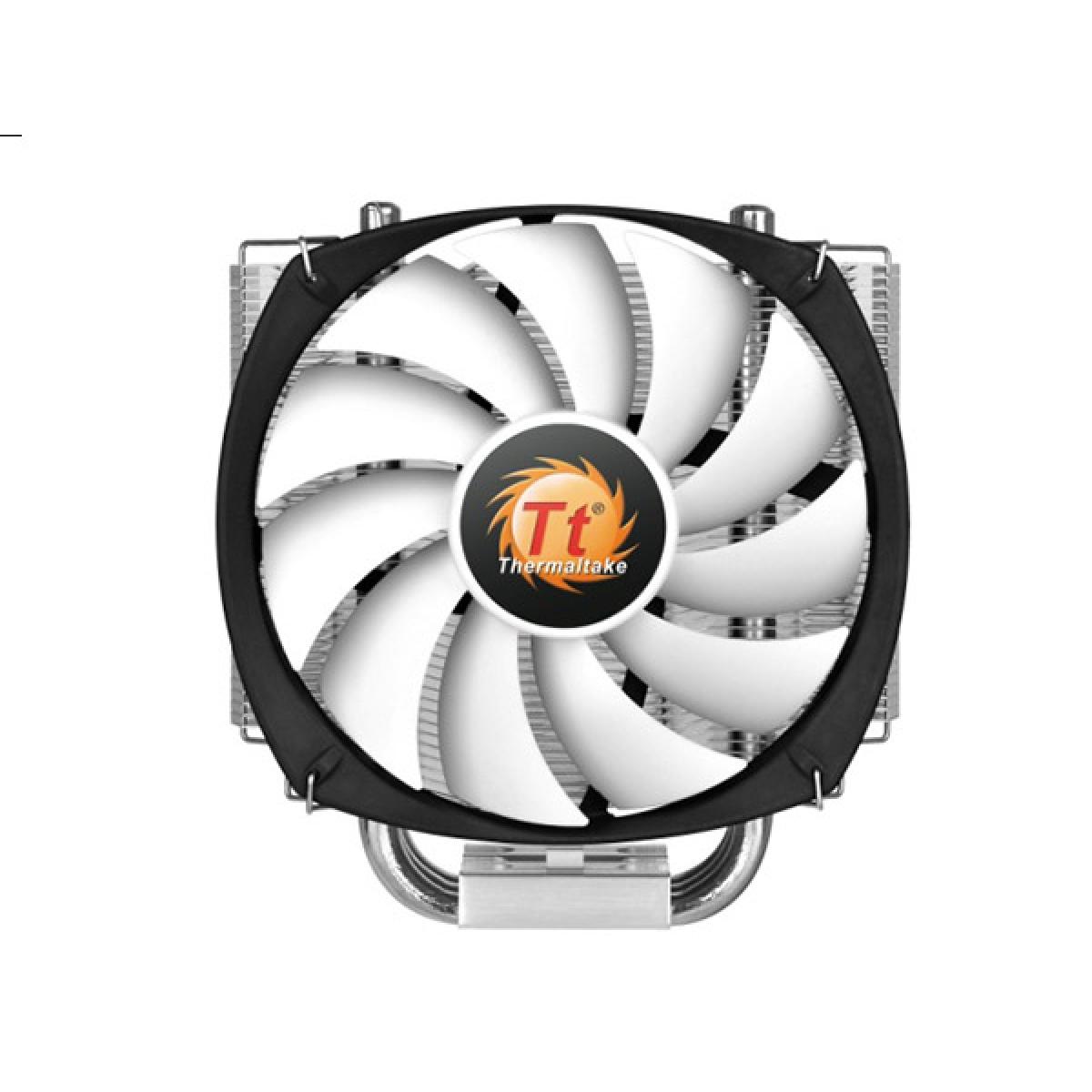 Cooler Thermaltake Frio Silent 12 CL-P001-AL12BL-B Intel LGA 2011/1366/1155/1156/1150/775 AMD FM2/FM1/AM3+/AM3/AM2+/AM2