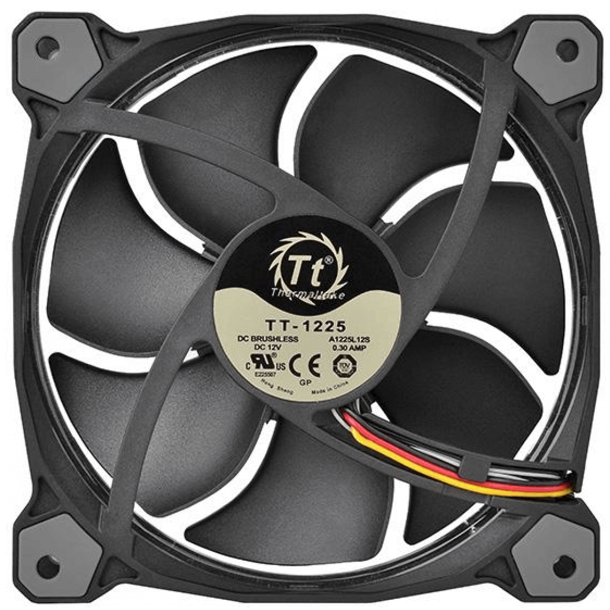 Cooler Thermaltake Riing 12 LED White CL-F038-PL12WT-A