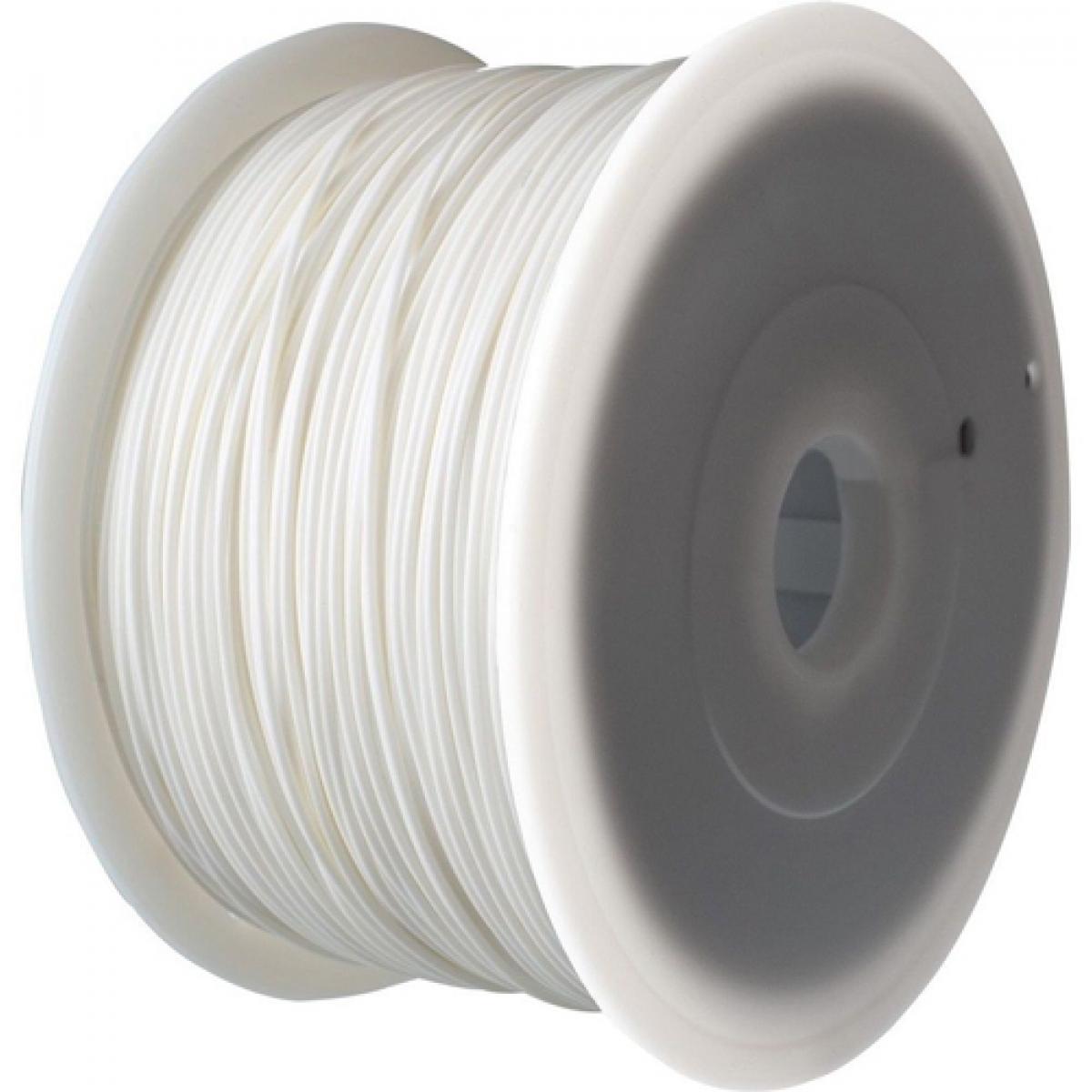 Filamento para impressora 3D PLA Branco 1Kg