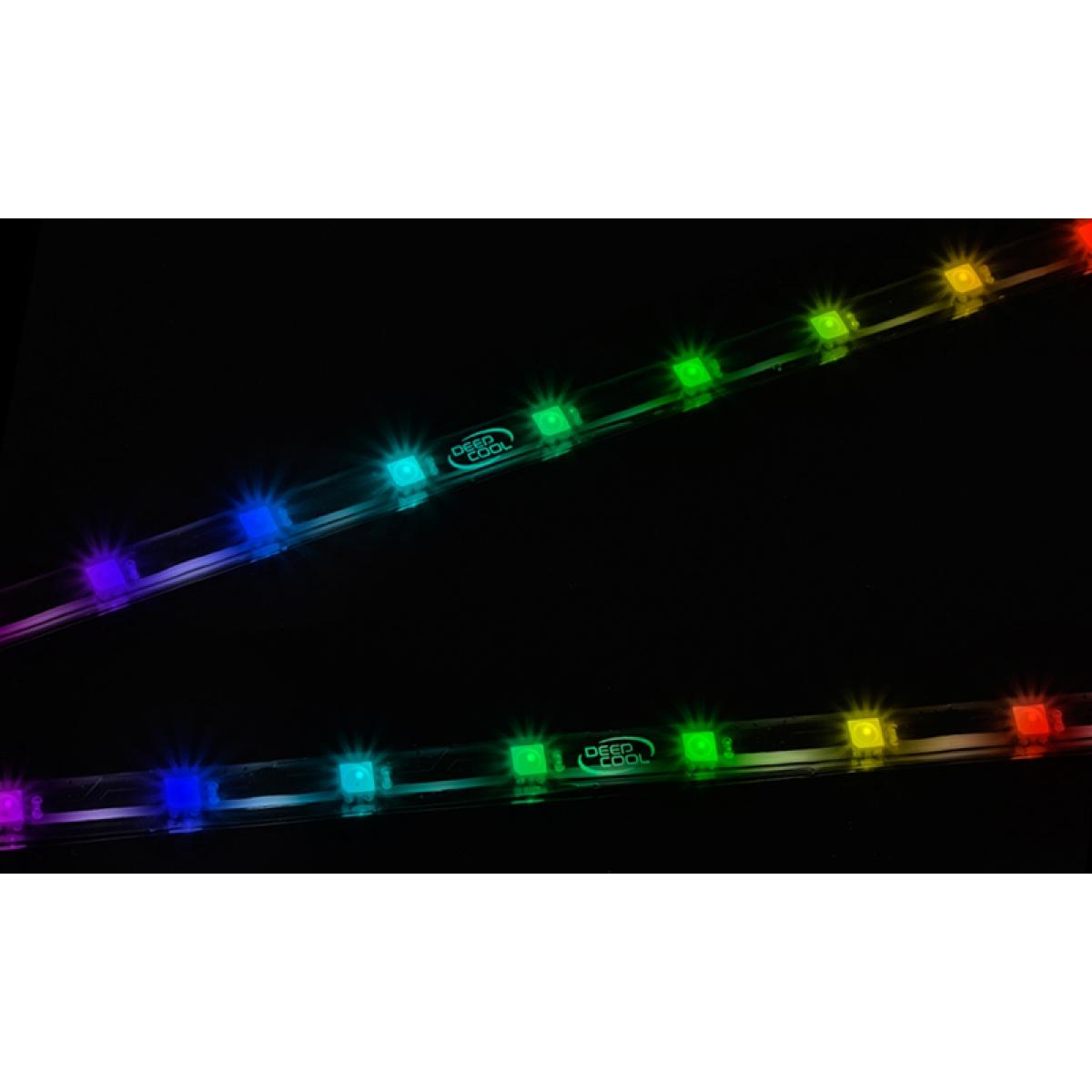 Fita de Led Deepcool RGB 200 Pro, DP-LED-RGB200PRO