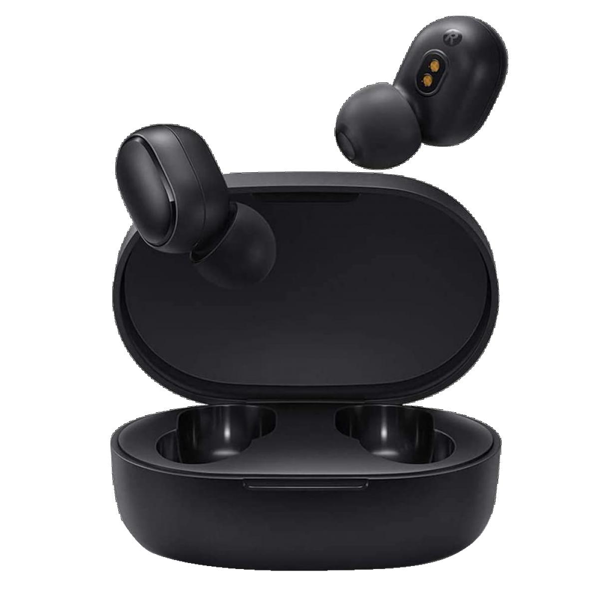 Fone de Ouvido Bluetooth Xiaomi Mi True Wireless Earbuds Basic 2, Black