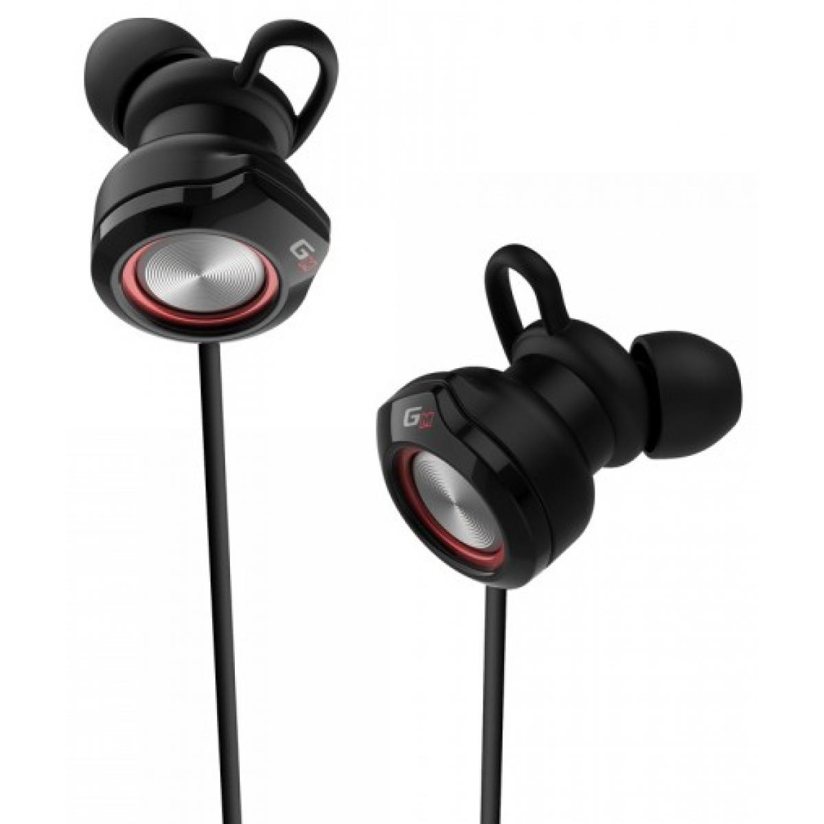Fone de Ouvido Edifier GM3SE, C/ Microfone P2, Black-Red, GM3SE-BKRD