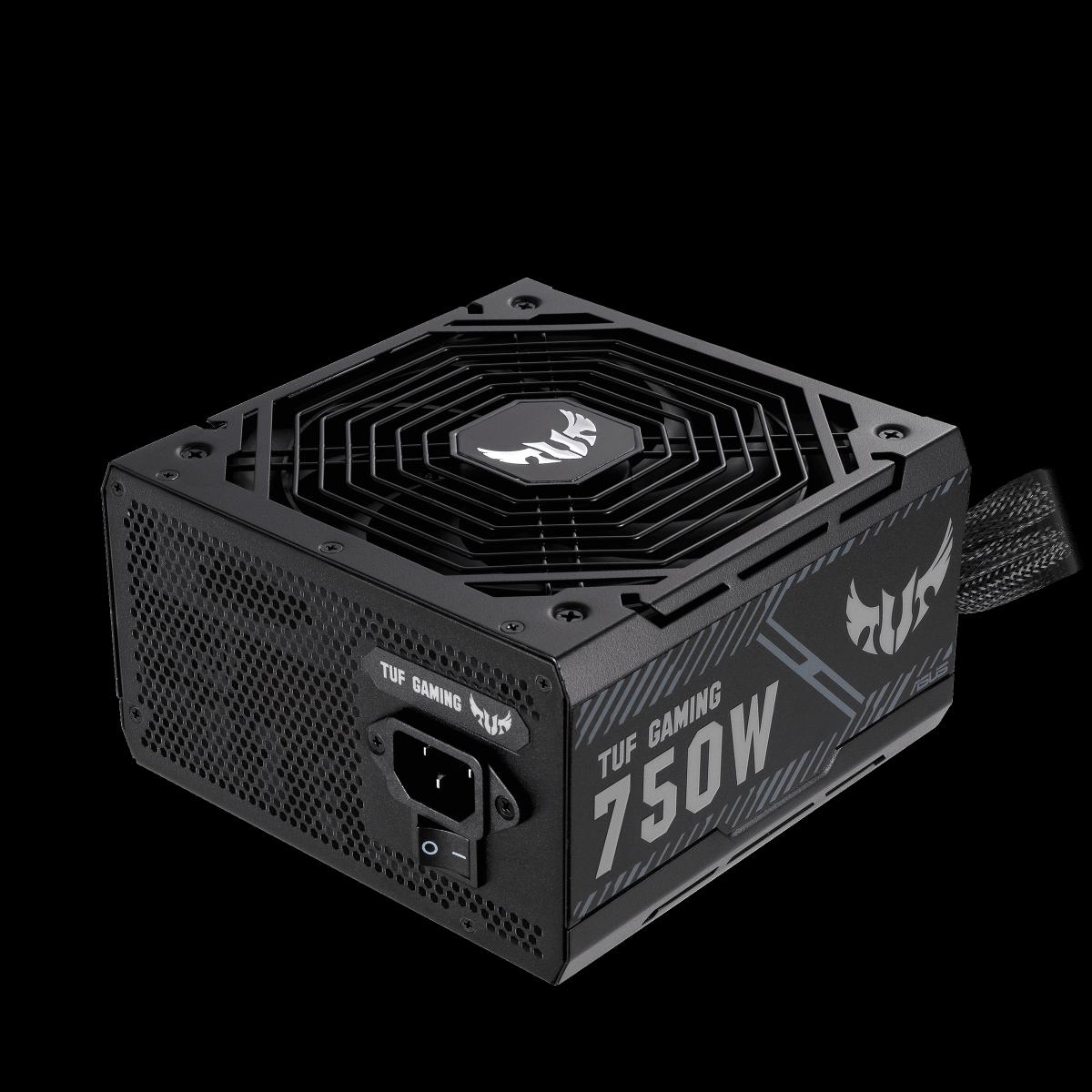 Fonte Asus TUF Gaming 750W, 80 Plus Bronze, TUF-GAMING-750B, 90YE00D0-B0NA00