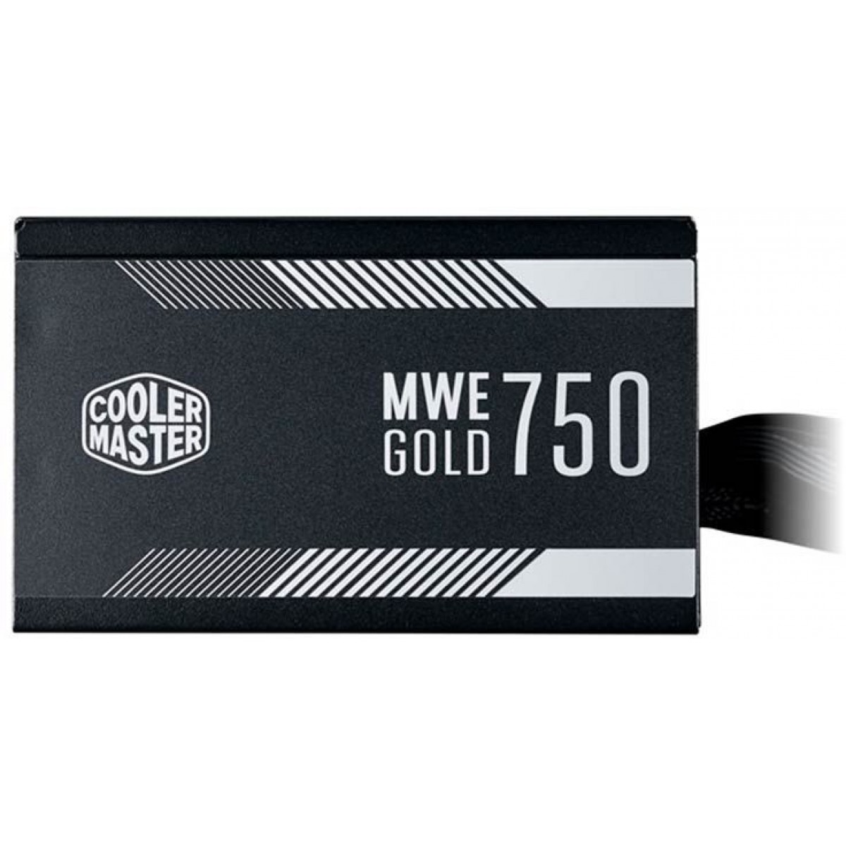 Fonte Cooler Master MWE 750W, 80 Plus Gold, PFC Ativo, MPY-7501-ACAAG-WO