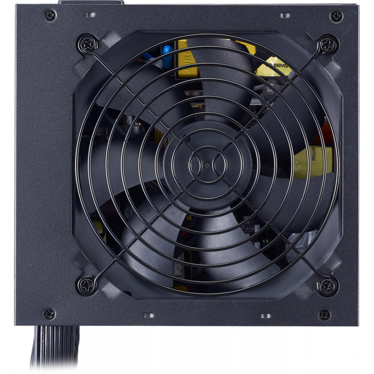 Fonte Cooler Master MWE 750W White -V2, 80 Plus Standard, PFC Ativo, MPE-7501-ACAAW