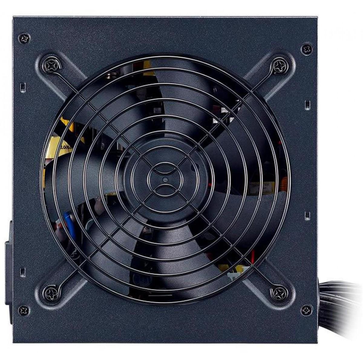 Fonte Cooler Master MWE V2 550W, 80 Plus Bronze, PFC Ativo, MPE-5501-ACAAB-BR