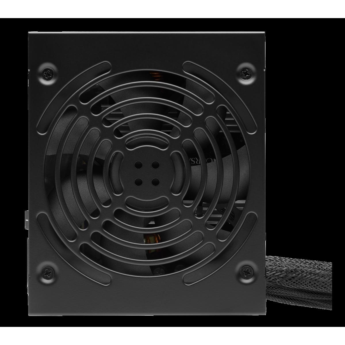 Fonte Corsair ATX CV550 550W, 80 Plus Bronze, PFC Ativo, CP-9020210-BR