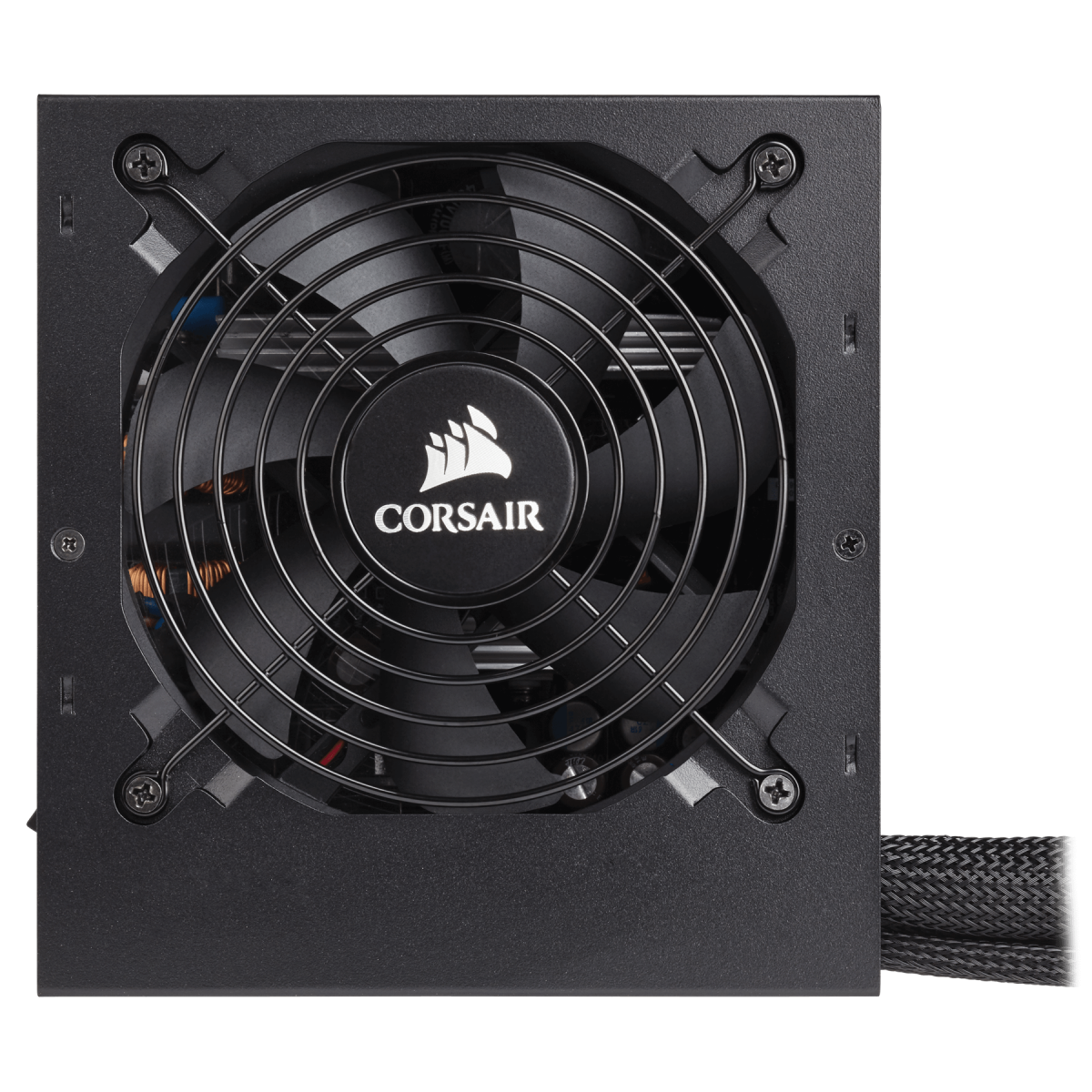 Fonte Corsair CX650 650W, 80 Plus Bronze, PFC Ativo, CP-9020122-WW