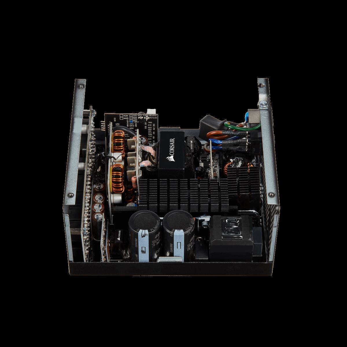 Fonte Corsair RM750 750W, 80 Plus Gold, Full Mudolar, CP-9020195-WW