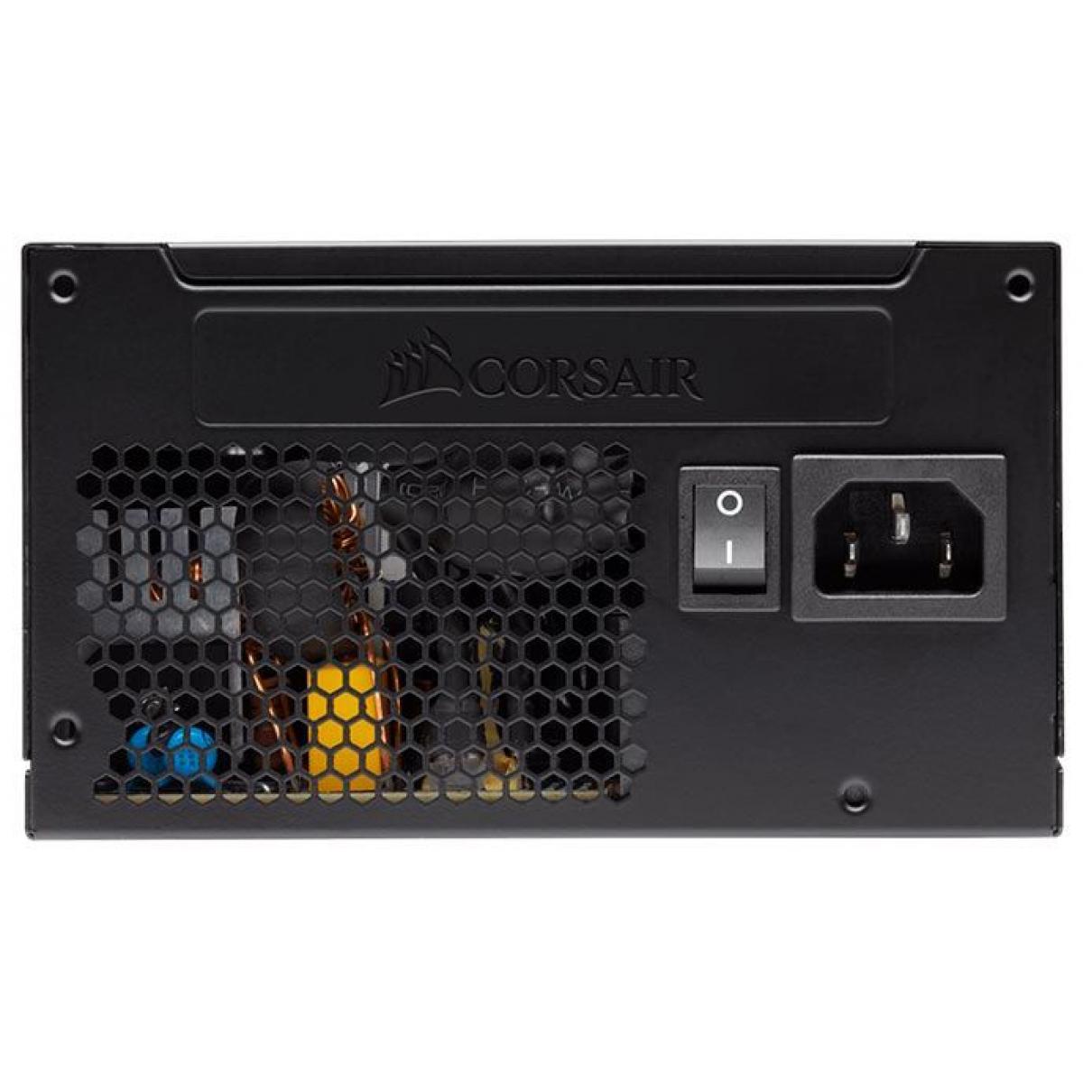 Fonte Corsair VS550 550W, 80 Plus White, PFC Ativo, CP-9020171-BR