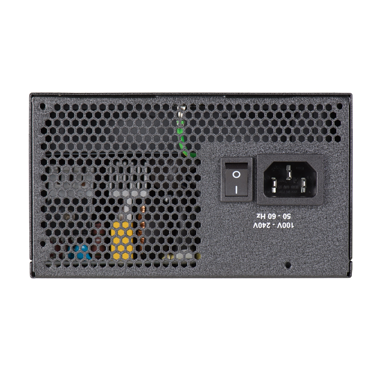 Fonte EVGA 750BQ 750W, 80 Plus Bronze, PFC Ativo, Semi Modular, 110-BQ-0750-V1