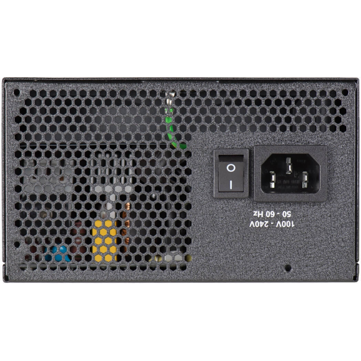 Fonte EVGA 850 BQ 850W, 80 Plus Bronze, Semi Modular, PFC Ativo, 110-BQ-0850-V1