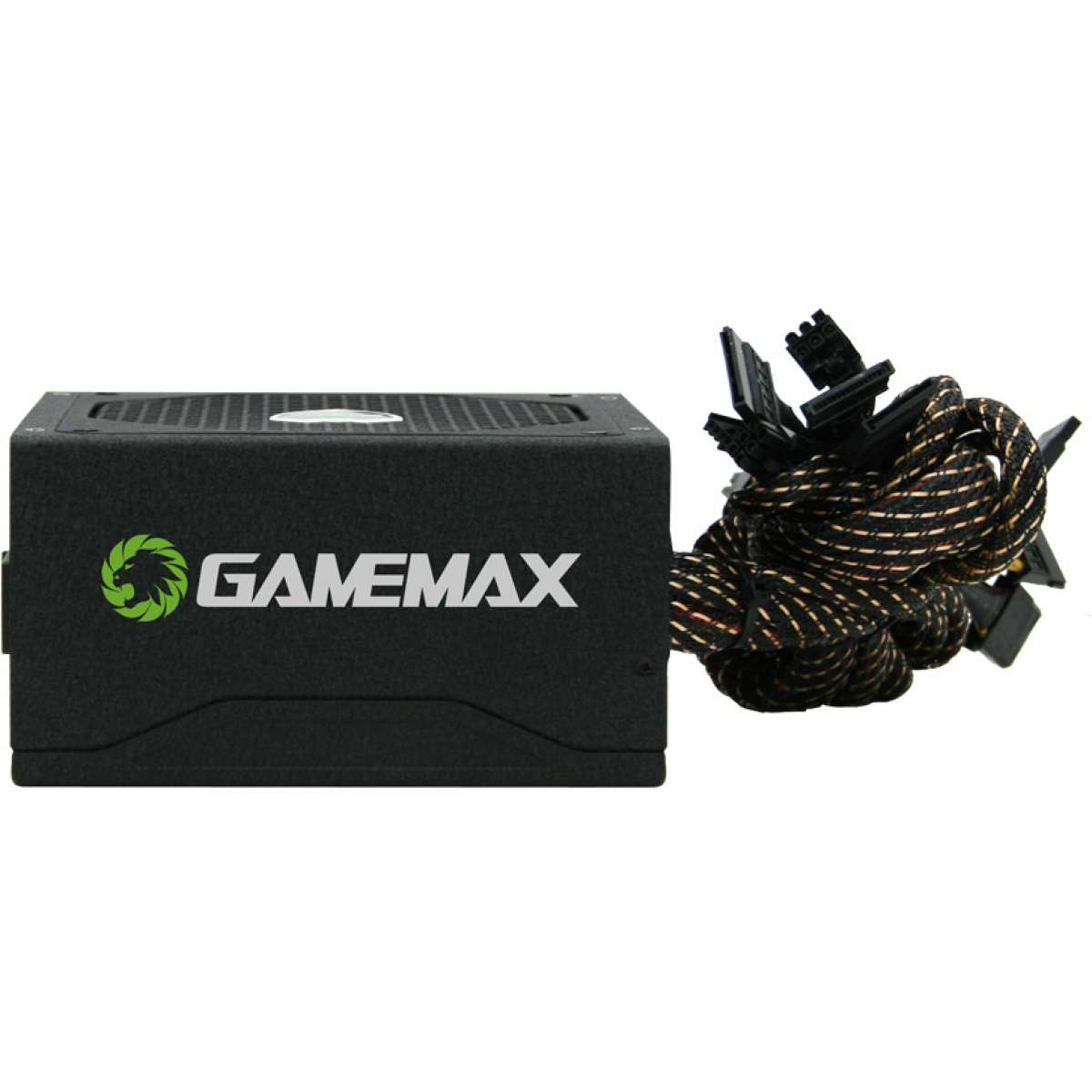 Fonte Gamemax GM800 800W, 80 Plus Bronze, PFC Ativo