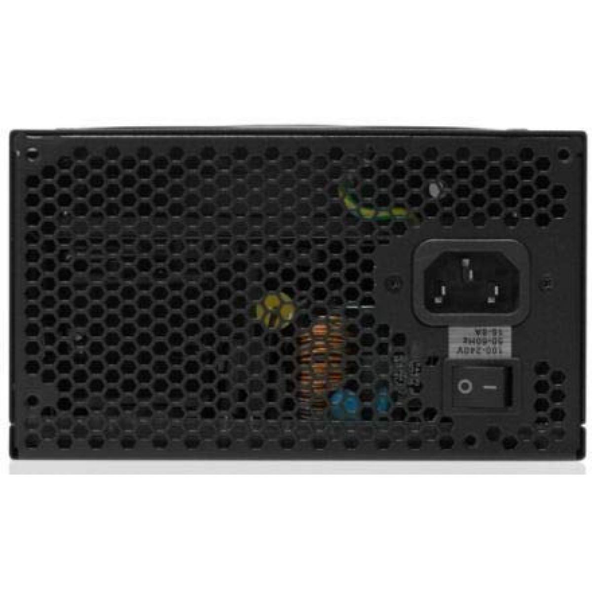 Fonte Riotoro Builder Edition 1200W, 80 Plus Gold, PFC Ativo, Full Modular, PR-GP1200FM-NA