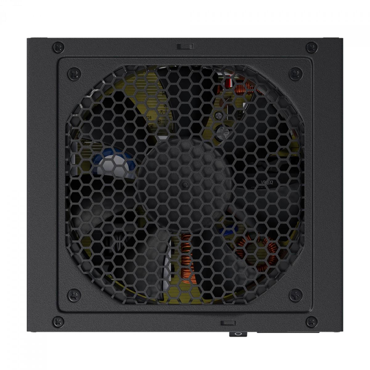 Fonte Seasonic Core GX-500, 500W, 80 Plus Gold, Full Modular