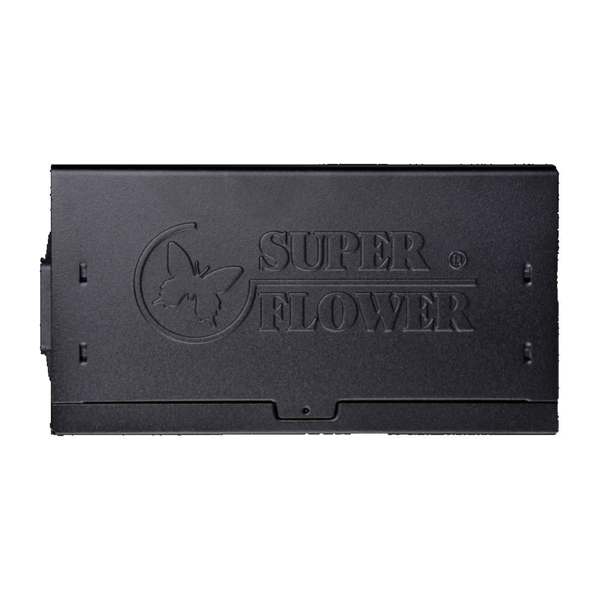 Fonte Super Flower LEADEX III 750W, 80 Plus Gold, PFC Ativo, Full Modular, SF-750F14HG