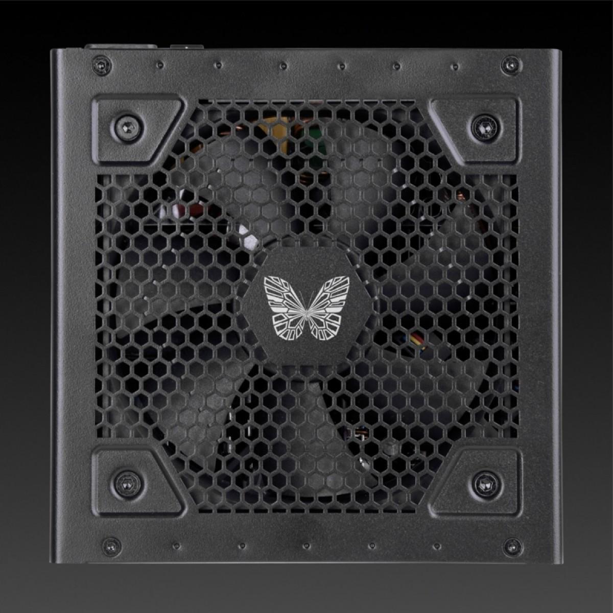 Fonte Super Flower LEADEX III Super Bronze Pro 750W, 80 Plus Bronze, Full Modular, PFC Ativo, SF-750R14HE