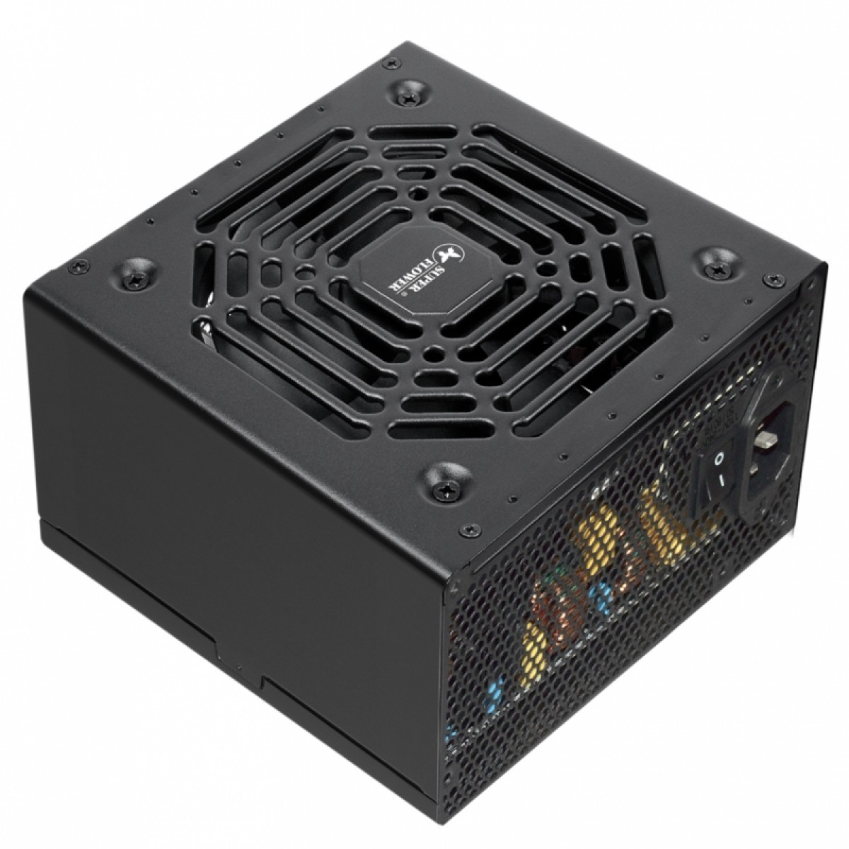 Fonte Super Flower LEGION HX 750W, 80 Plus Gold, PFC Ativo, SF-750P14XE(HX)