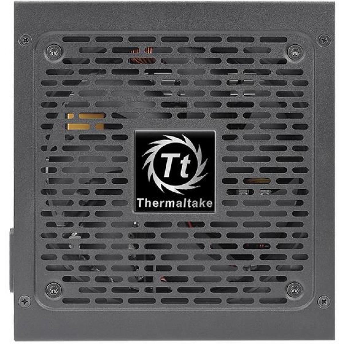 Fonte Thermaltake Smart BX1 650W, 80 Plus Bronze, PFC Ativo, PS-SPD-0650NNFABB