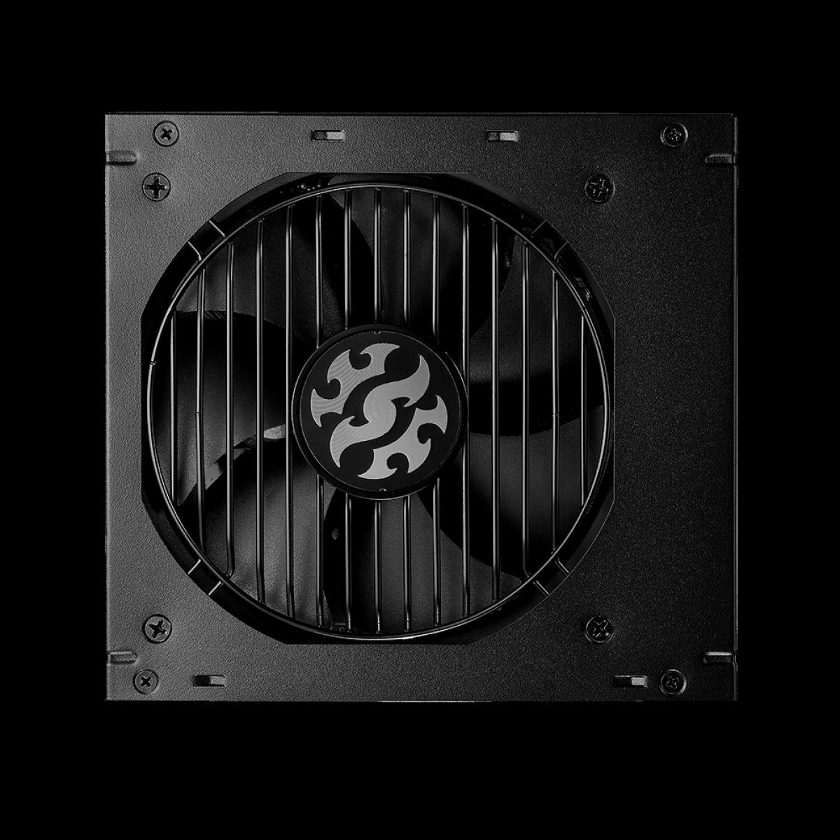 Fonte XPG, Core Reactor, 850W, 80 Plus Gold, Modular, PFC Ativo, 75260040