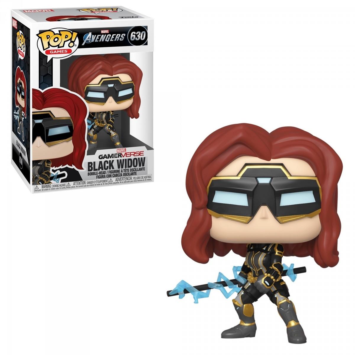 Funko POP! Avengers GamerVerse, Black Widow N 47813