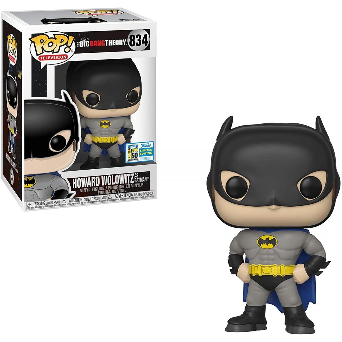 Funko POP! Big Bang Theory Howard as Batman N 41699