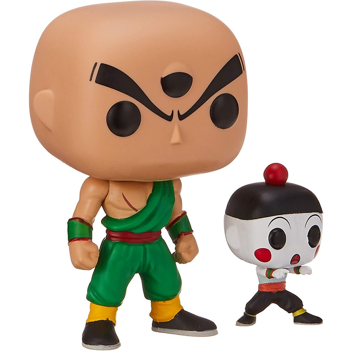 Funko POP! Dragonball Z Chiaotzu e Tien N 32254