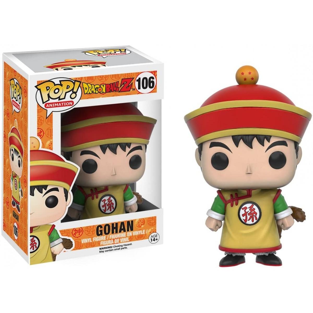 Funko POP! Dragonball Z Gohan N 7424