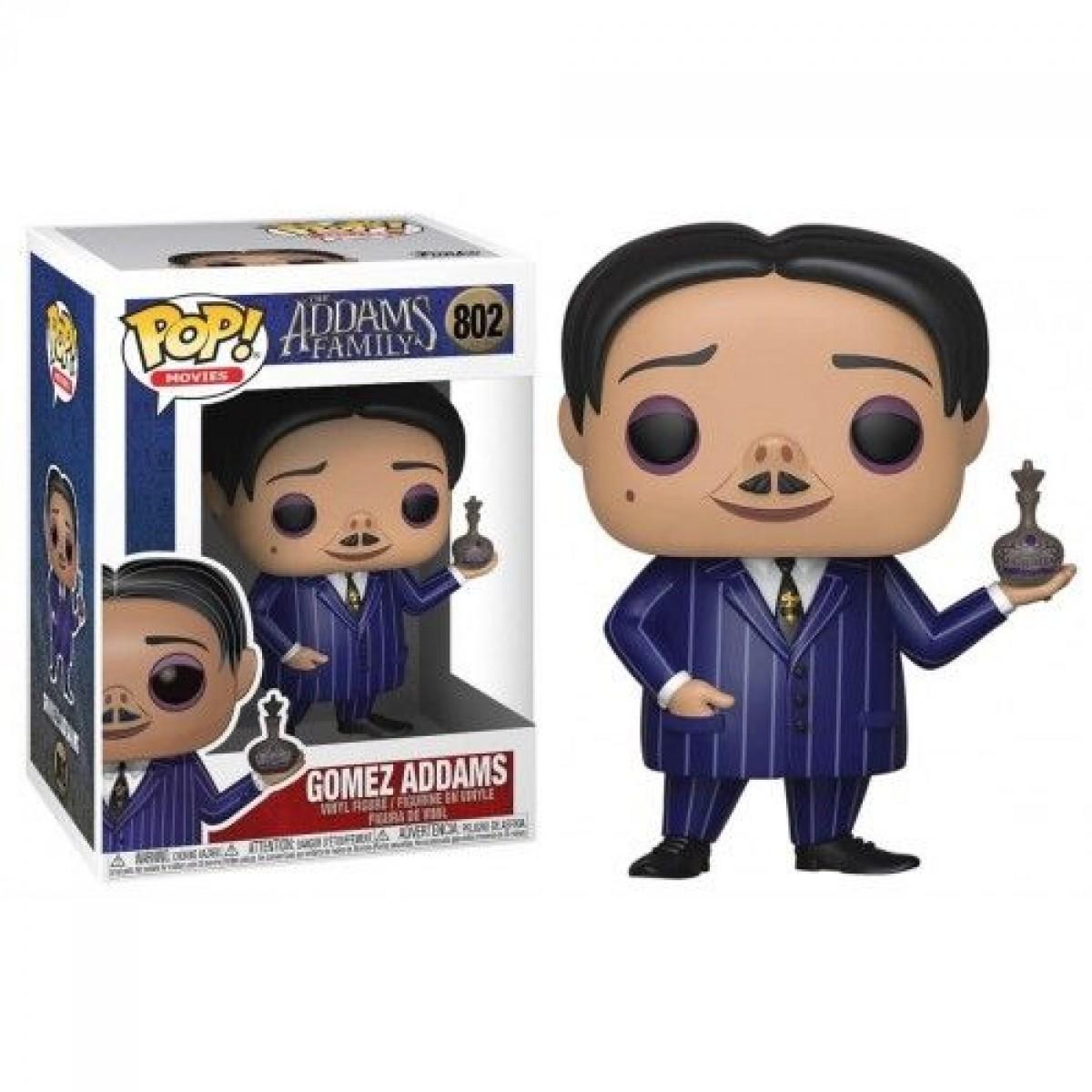 Funko POP! Família Addams, Gomez Addams N 42611
