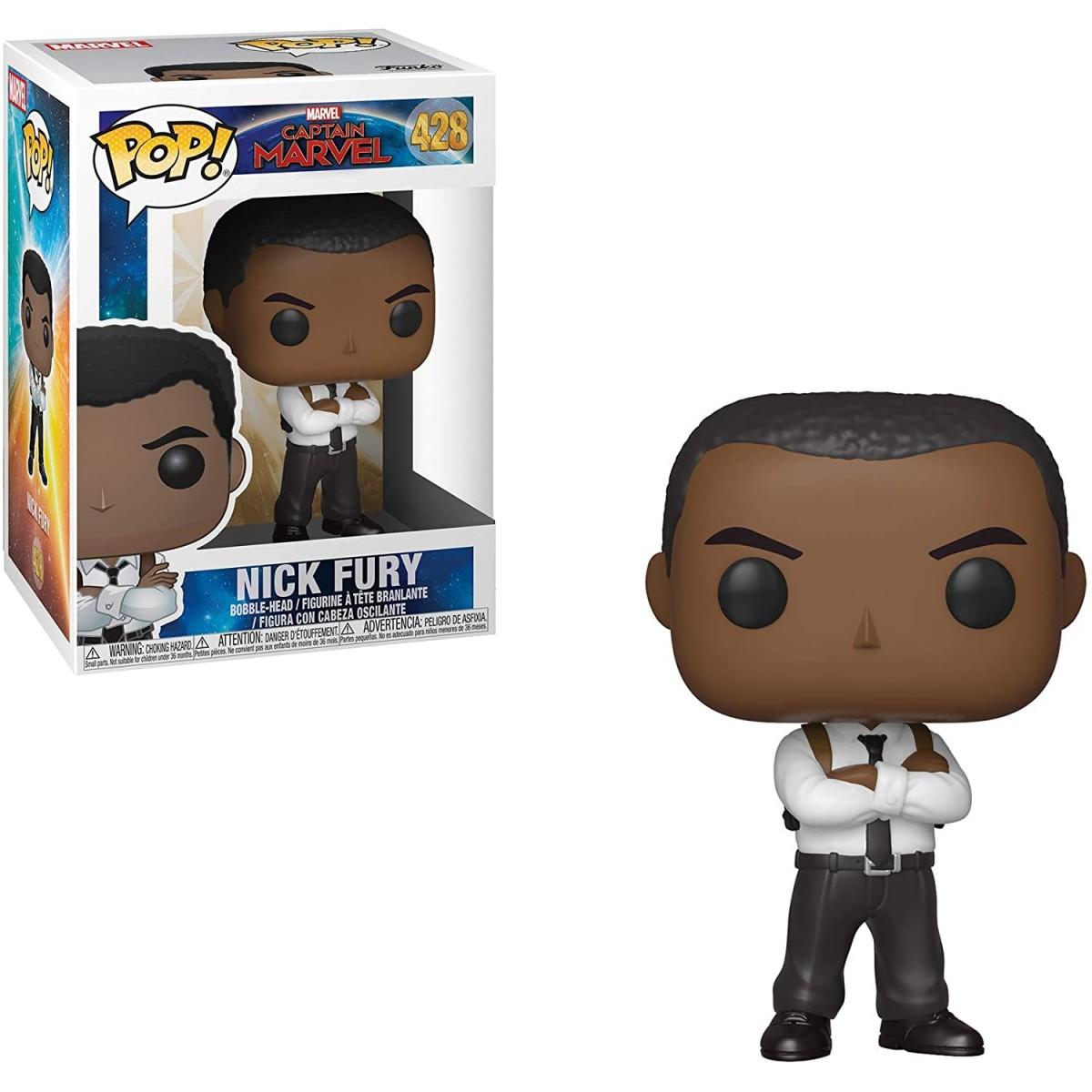 Funko POP! Marvel, Nick Fury N 36351