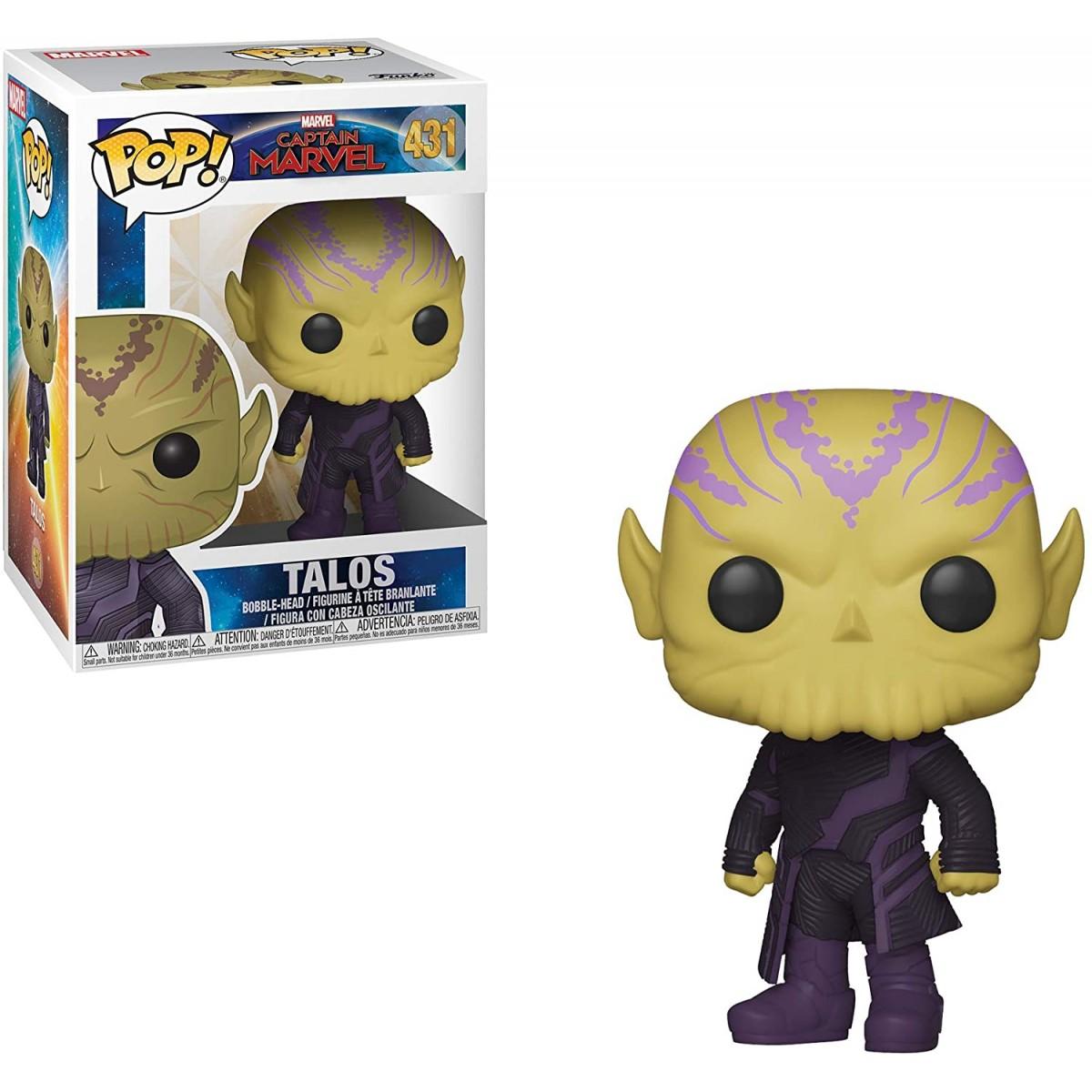 Funko POP! Marvel, Talos N 36378