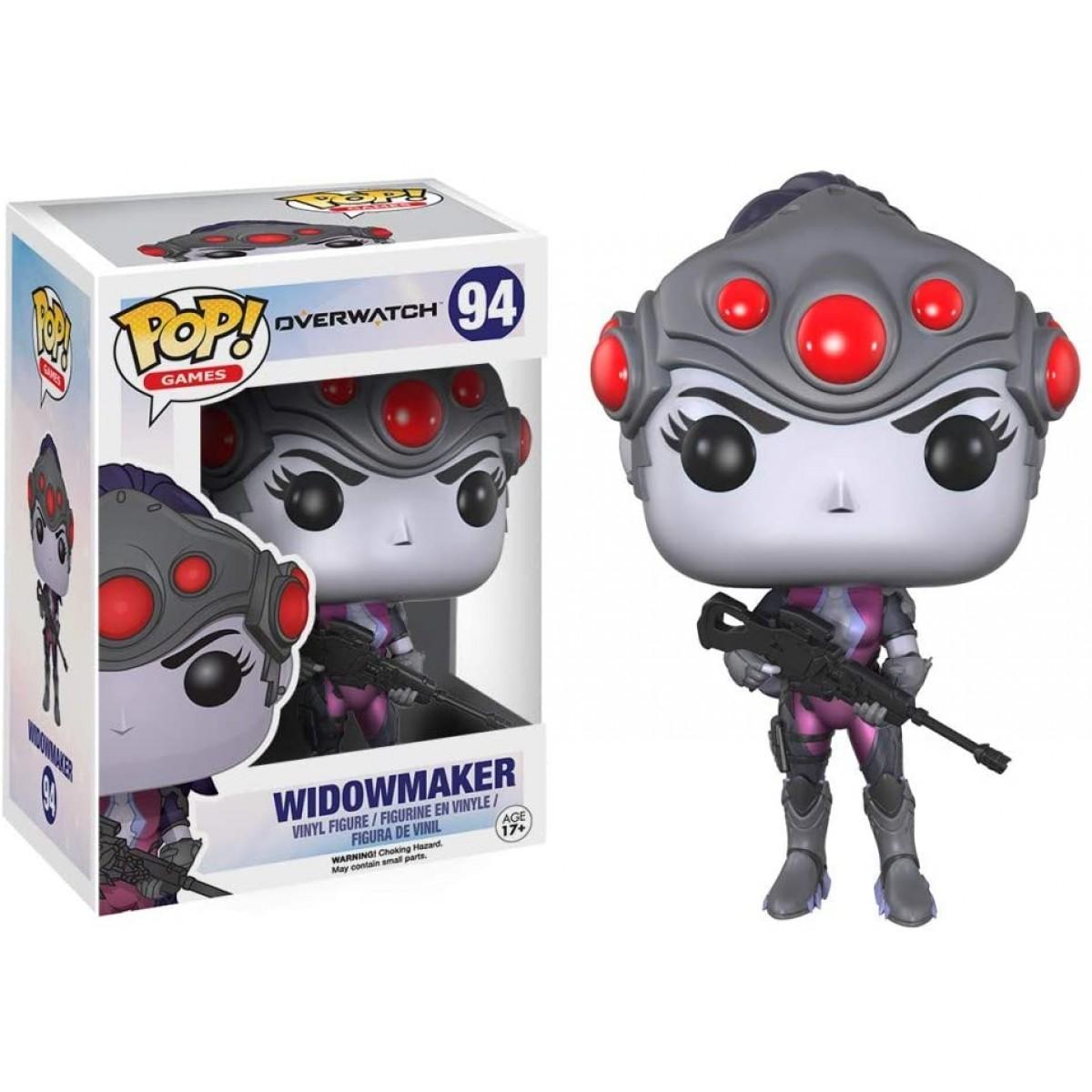 Funko POP! Overwatch Widowmaker N 9301