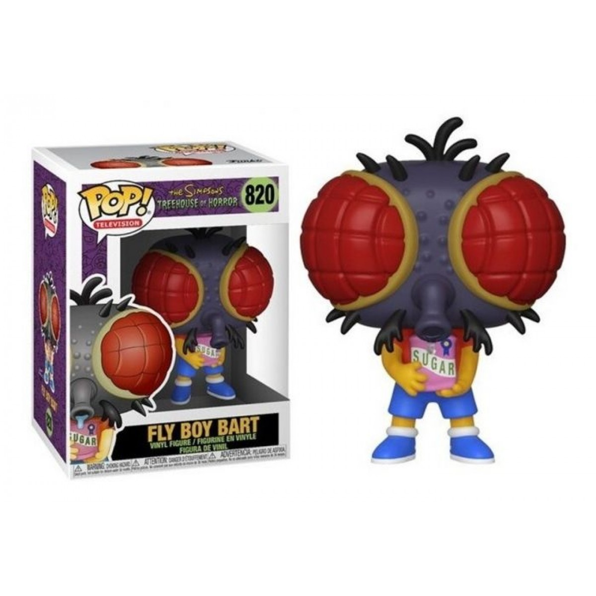 Funko POP! The Simpsons Fly Boy Bart N 39719