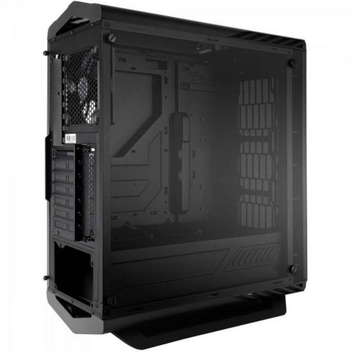 Gabinete Aerocool Gamer PROJECT 7 Vidro Temperado P7-C1 BG PRETO Mid Tower S/Fonte