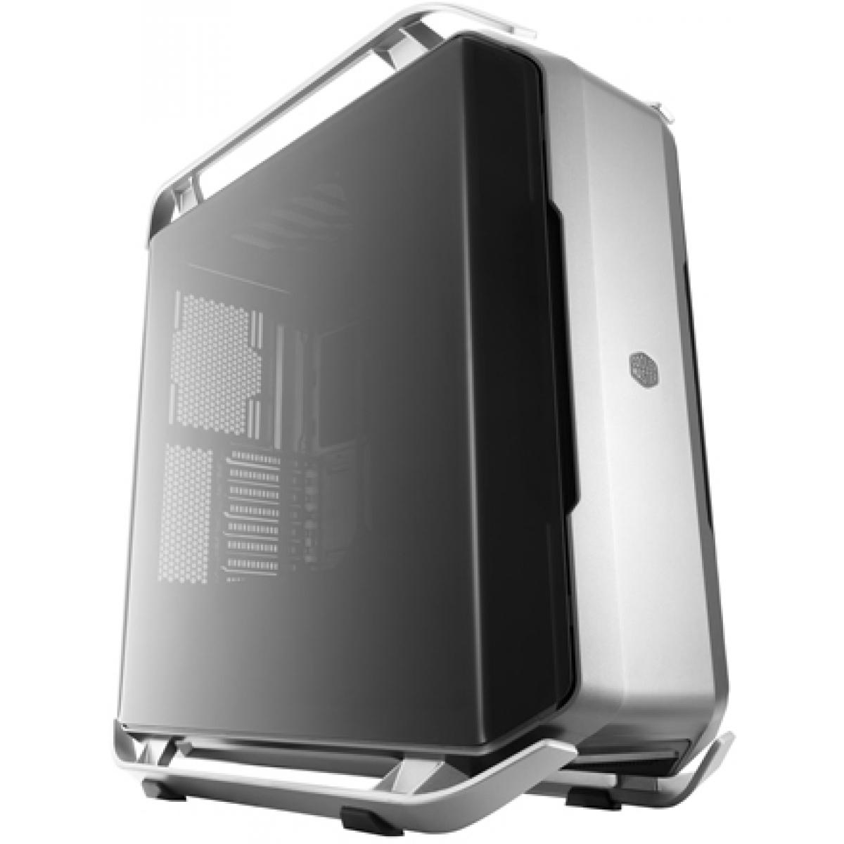 Gabinete Gamer Cooler Master Cosmos C700P RGB, Full Tower, Com 3 Fans, Vidro Temperado, Black, Sem Fonte, MCC-C700P-MG5N