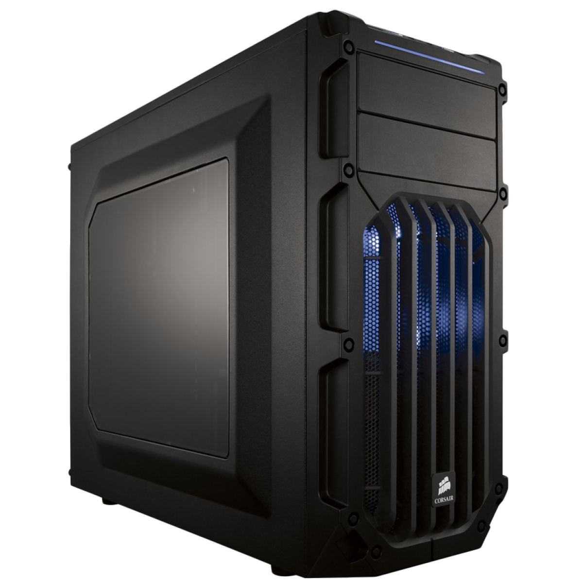 Gabinete Gamer Corsair Carbide SPEC-03, Mid Tower, Com 2 Fans, Lateral em Acrílico, Sem Fonte, CC-9011058-WW