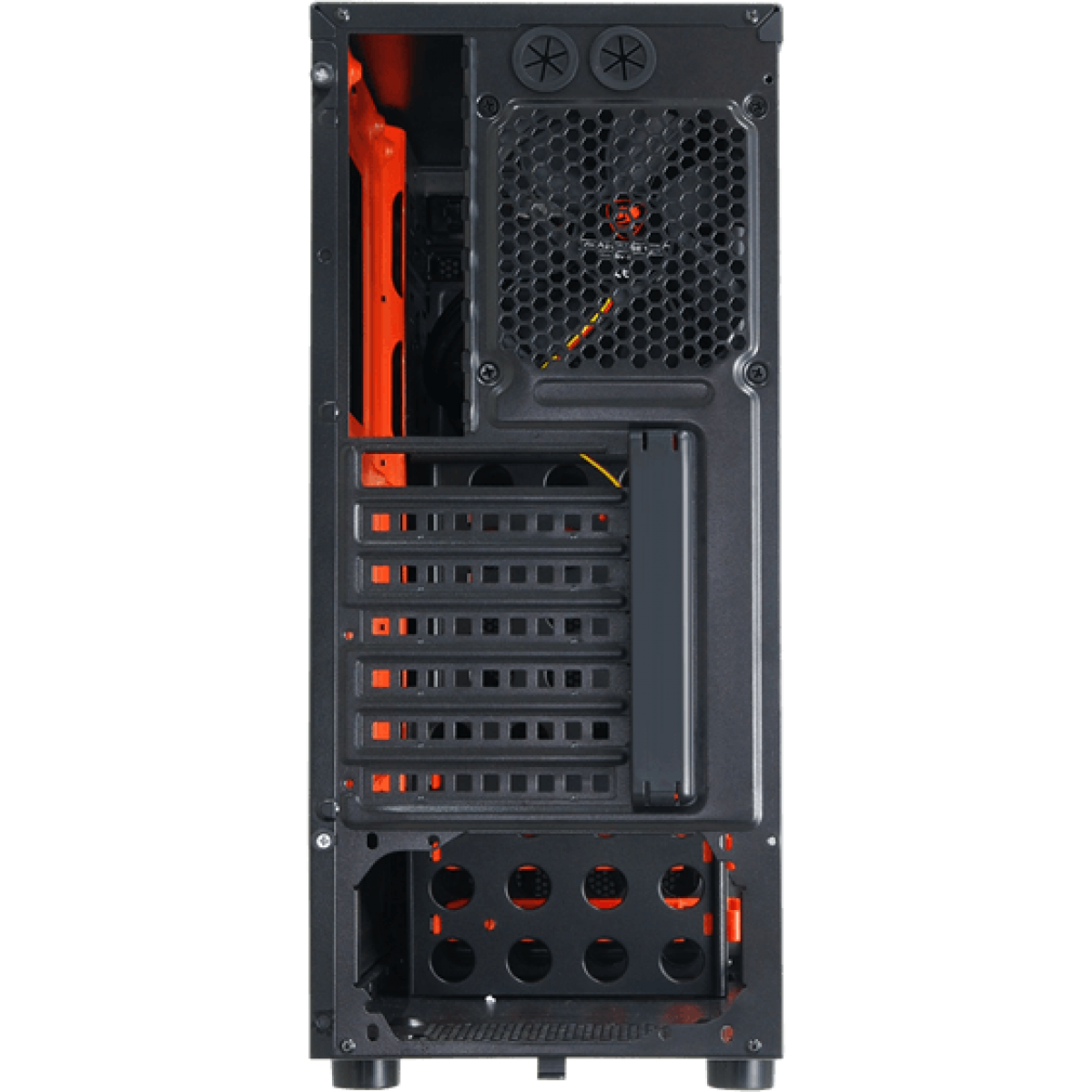 Gabinete Gamer Cougar Archon 385MM50.0001 Mid Tower Preto Sem Fonte