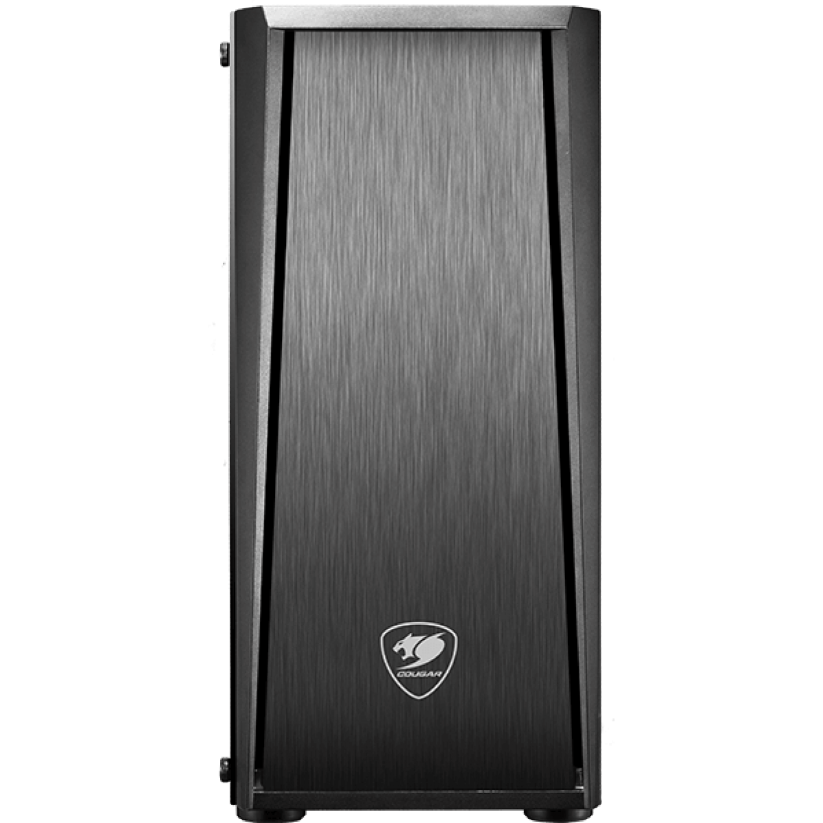 Gabinete Gamer Cougar MX340 385WMW0.0001 Vidro Temperado Mid Tower Preto Sem Fonte
