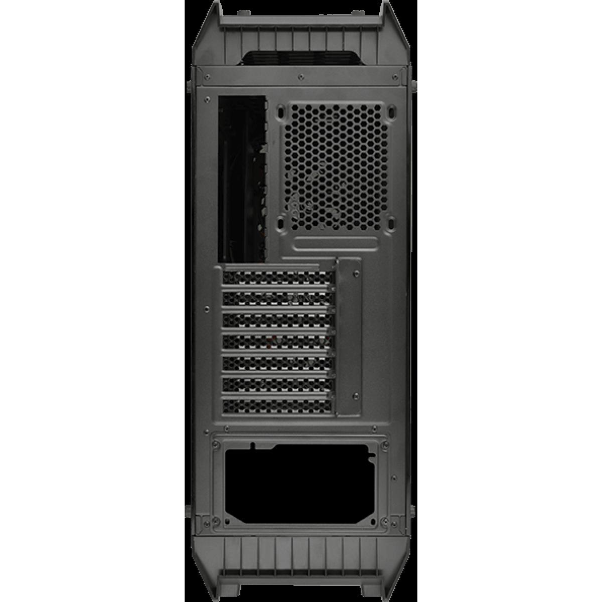 Gabinete Gamer Cougar Panzer-G 385GMM0.0001 Vidro Temperado Mid Tower Preto Sem Fonte