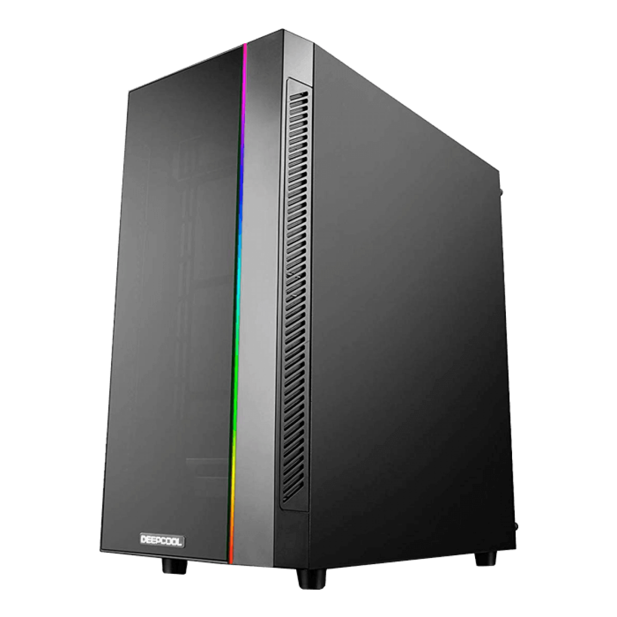 Gabinete Gamer DeepCool MATREXX 55 ADD-RGB, Mid Tower, S-Fan, Vidro Temperado, Black, S-Fonte, MATREXX 55 ADD-RGB BLACK